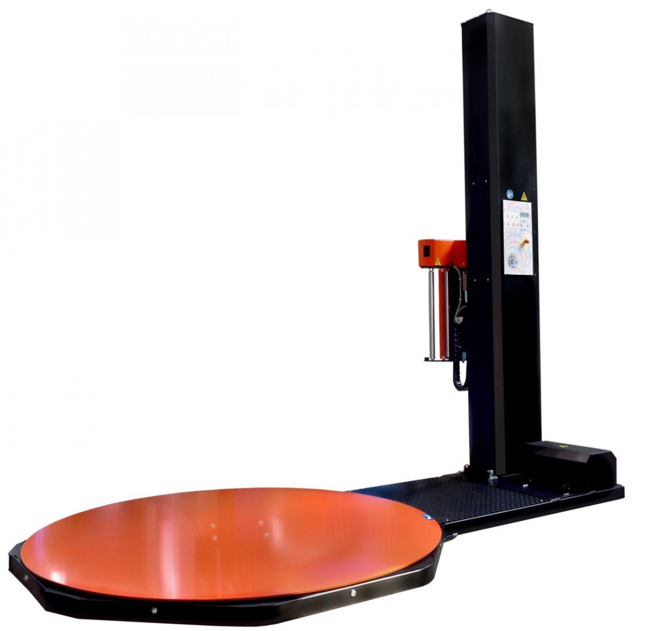 EvoPac Volta félautomata raklapfóliázó gép